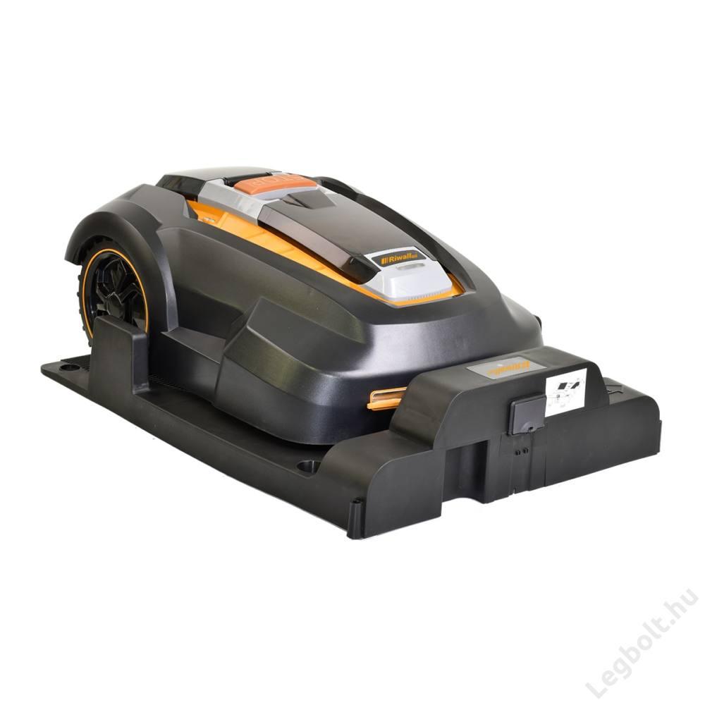 robot fűnyíró